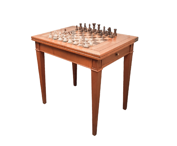 table de jeu échecs