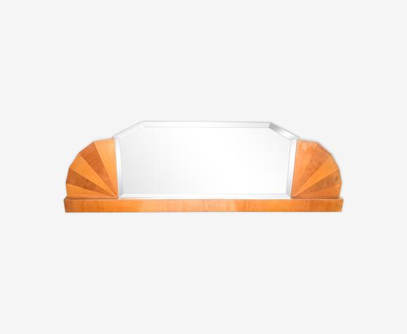 miroir ancien biseauté